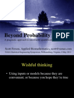 Beyond Probability - A Pragmatic Approach to Uncertainty Quantification in Engineering