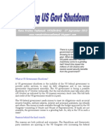 Decoding US Govt Shutdown-VRK100-27Sep13