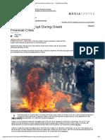 Photos_ Riots Erupt During Greek Financial Crisis – - PlogPlog Photo Blog