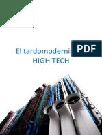 Tardomodernismo High Tech