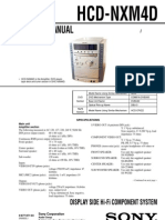 HCD-NXM4D