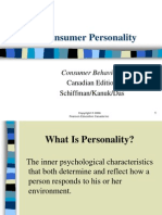 Consumer Personality