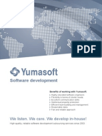 Yumasoft Software Solutions