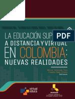 Libro Virtual Educa Acesad 2013