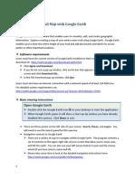 GoogleEarth WaterTrail Instructions