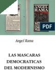 Las mascaras democraticas del modernismo