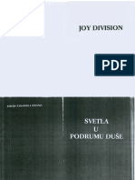Joy Division - Svetla u Podrumu Duse