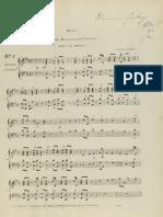 Halleluja Handel Harpe Et Piano