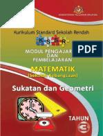 Modul P&P Sukatan Dan Geometri Tahun 3
