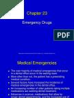 23 Drugs for Emergencies
