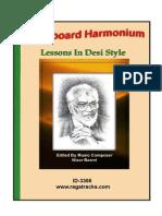 Harmonium Class