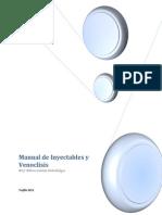 Manual de Venoclisis y Inyectables