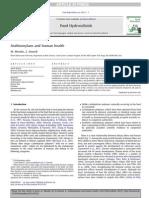 Arabinoxylans and Human Health