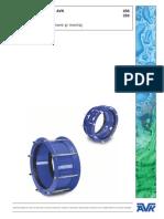 IM-258 Cuplaje Fabricate