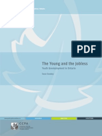 Chronic Youth Unemployment in Ontario