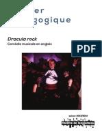 Dossier pédagogique du spectacle Dracula Rock