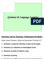 grammar teaching method