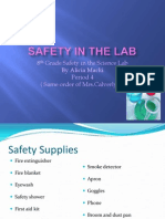 safety in the lab alicia 1