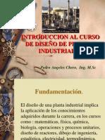 Introduccion Diseño de Plantas