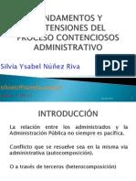 Sesión del 14.09.13. - Dra. Silvia Nuñez