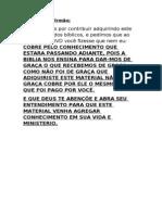 Caro Amado Irmão leia antes de iniciar (1).doc