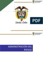 Gestion Del Riesgo DAFP