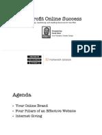 Nonprofit Online Success