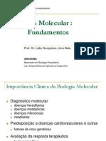 Aula 1 - Fundamentos Da Biologia Molecular (Lidio)