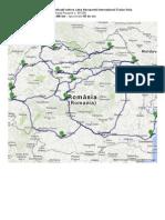aeroporturile din Romania - Hărţi Google