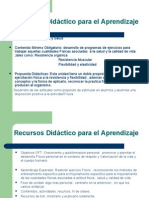 Recursos Didáctico para el Aprendizaje 2