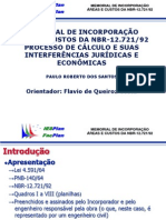 Apresentacao - Projeto Final - Incorporacao