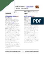 Dokumen Kesehatan Hiv
