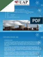Contaminacion Del Aire Uap