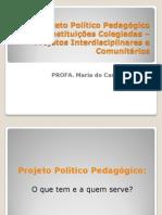 PPP - Curso de Pós Graduação em Gedtão Escolar