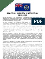 Scottish Fishery Protection Cruisers
