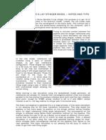 Notes about stinger FEM modelling