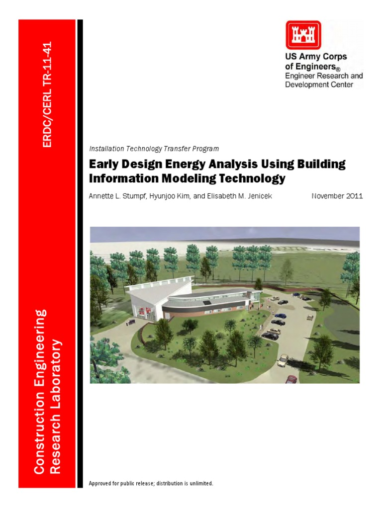 78966766 U S Army Corps Of Engineers Early Design Energy Analysis