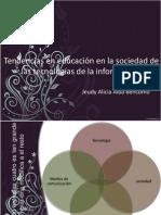 Tendencias en educación en la sociedad de las tecnologías de la información