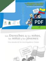 LOS DERECHOS DE LOS NIÑOS,NIÑAS Y JOVENES