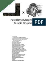 Paradigma Mecanicista
