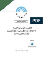 20101004 Carta Magna Espanol