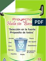 Folleto Programa Agua Para La Paz