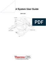 F3 Robot System User Guide