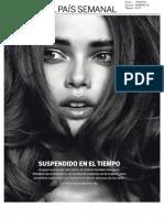 El Pais Semanal_15 de Septiembre de 2013 DrAlanBauman_Pantene for Thicker Hair