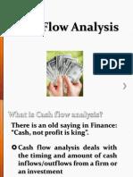 FM 100 Cash Flow Analysis