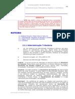 LEGISLACAO TRIBUTARIA.Ponto 12.ROTEIRO.2012.doc