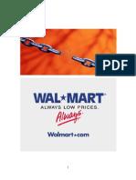 Wal Mart Project mini