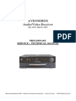 Harman Kardon AVR4000 110 210 310 510 2000 3000 5000