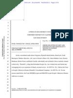 Google Gmail Litigation
