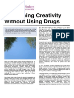 Unleashing Creativity Without Using Drugs